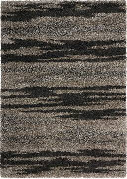 "Nourison Amore Grey 5'3"" X 7'5"" Area Rug  805-96112"