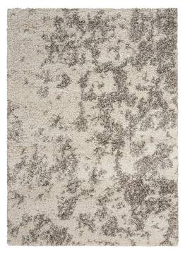 "Nourison Amore Grey 3'11"" X 5'11"" Area Rug  805-96117"