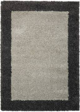 "Nourison Amore Grey 3'11"" X 5'11"" Area Rug  805-96126"