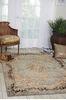 Nourison ARARAT Blue 53 X 74 Area Rug 99446350558 805-96189 Thumb 1