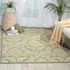Nourison ARISTO Green 39 X 59 Area Rug 99446240804 805-96248 Thumb 1