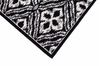 Nourison ATASH Black Runner 22 X 73 Area Rug 99446266804 805-96333 Thumb 3