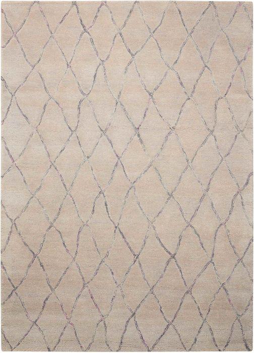 Barclay Butera Bbl17 Intermix Beige Rectangle 8x11 Ft Wool