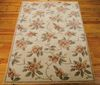 Nourison CAMBRIDGE Beige 20 X 29 Area Rug 99446170514 805-96806 Thumb 2
