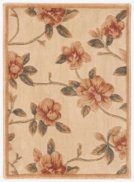 "Nourison CAMBRIDGE Beige 2'0"" X 2'9"" Area Rug 99446170514 805-96806"