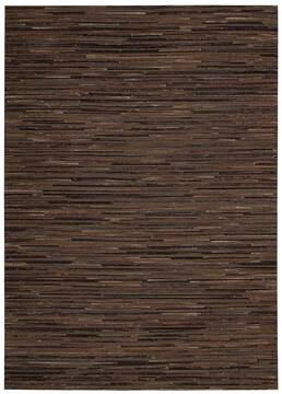 "Nourison Capelle Brown 5'3"" X 7'4"" Area Rug  805-96816"