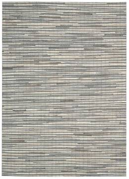 "Nourison Capelle Grey 2'3"" X 3'0"" Area Rug  805-96818"
