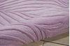 Nourison CONTOUR Purple 80 X 106 Area Rug 99446046376 805-97113 Thumb 6