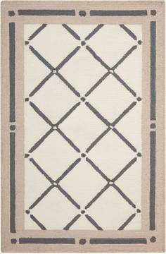 "Nourison DECOR Beige 1'9"" X 2'10"" Area Rug 99446351968 805-97394"
