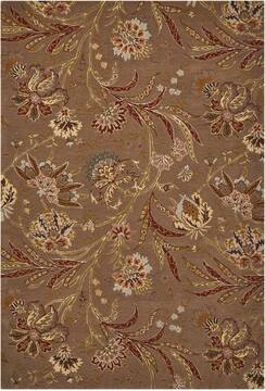 "Nourison Gatsby Brown 3'9"" X 5'9"" Area Rug  805-98231"