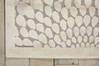 Nourison Graphic Illusions Grey Square 67 X 67 Area Rug  805-98384 Thumb 1