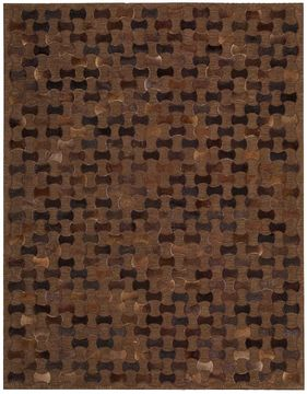 "Joseph Abboud JOAB2 CHICAGO Brown 3'6"" X 5'6"" Area Rug 99446085627 805-99479"