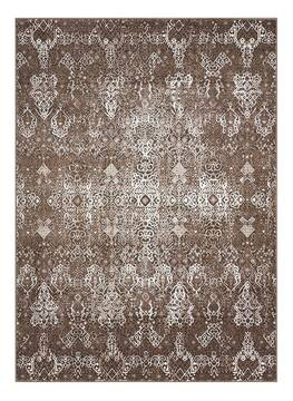 "Nourison Karma Brown 3'9"" X 5'9"" Area Rug  805-99660"